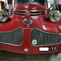 Seven made: 1939 Fiat 500B Cabriolet by Scaglietti