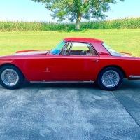 Being different: 1959 Ferrari 250 GT Coupé by Pininfarina
