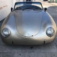 Almost bent: 1953 Porsche 356 Cabriolet