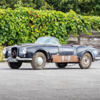 Rotten but not forgotten: 1955 Lancia Aurelia B24 Spider