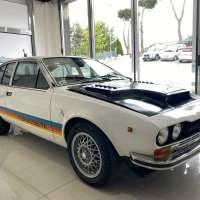 Pre-turbo: 1975 Alfa Romeo Alfetta GTVTurbodelta