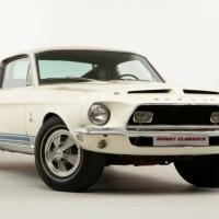 Interceptor: 1968 Shelby Mustang GT500