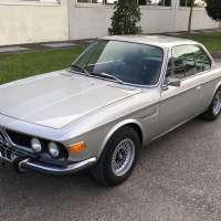 Polaris and blue: 1971 BMW 3.0 CSi