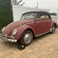Red find: 1965 Volkswagen Typ 1 Convertible
